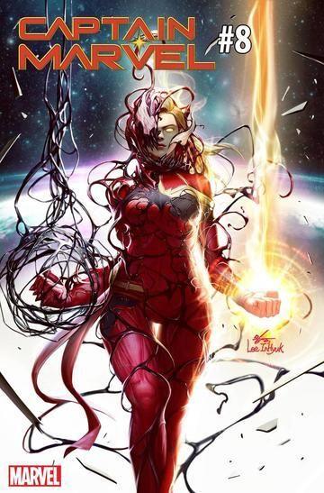 VENOM #19*HOT*MARY JANE VARIANT LEE ART MARVEL COMIC PREORDER SPIDER-MAN CARNAGE