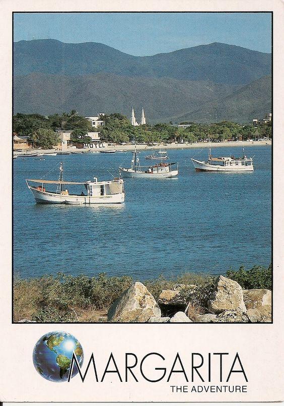 Postales venezolanasJuan Griego Isla de Margarita