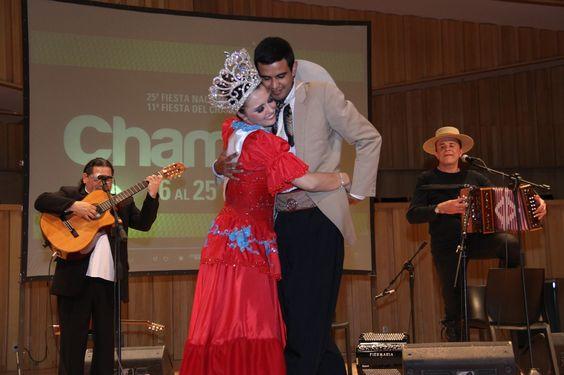 LANZAMIENTO EN LA USINA DEL ARTE: Se presentó al país la edición de plata de la Fiesta del Chamamé #VamosParaAdelante