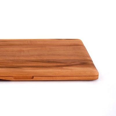 - OAO -: WOODEN MACBOOK PRO CASE/COVER.