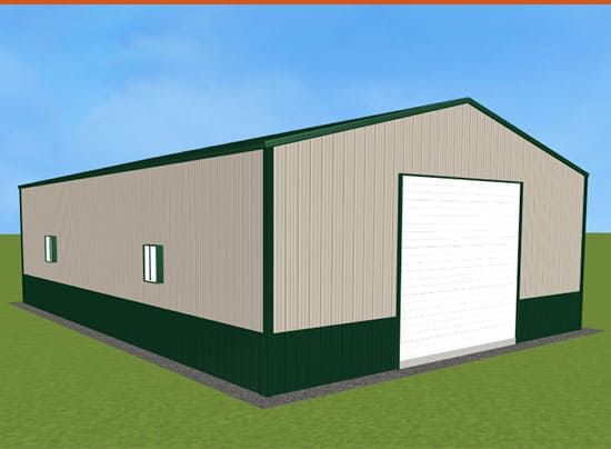 Color Your Metal Building 3d View Color Planner Carport Central In 2020 Metal Garage Buildings Metal Building Prices Metal Shop Building