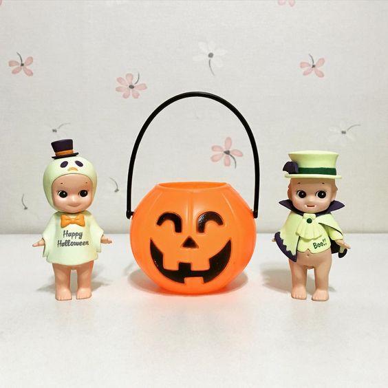 """""""#할로윈 #해피할로윈 #Happyhalloween #Halloween  #소니엔젤 #소니엔젤할로윈 #sonnyangel  Happy halloween"""""""