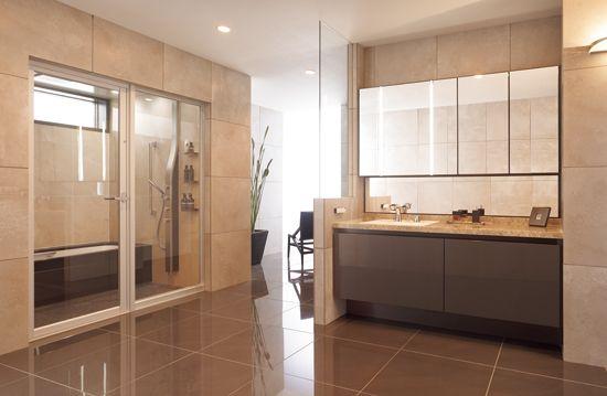 高級価格帯おすすめ洗面化粧台ランキング1位 ルミシス Lixil 模様替え 浴室リフォーム 洗面化粧台