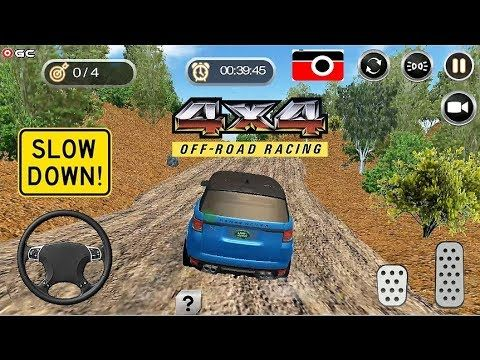 Offroad Jeep Adventure Drive 4x4 Jeep Hill Climb Android
