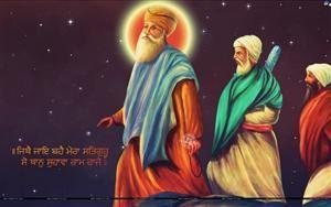 Hd wallpaper wallpapers and photos on pinterest - Guru nanak dev ji pics hd ...