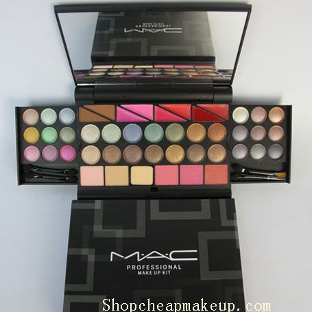 Mac makeup kits, Mac makeup and Makeup kit on Pinterest