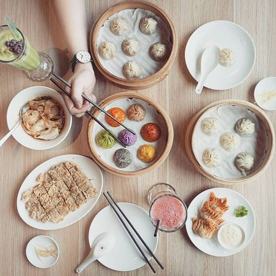 Din Tai Fung Central Park Food Asian Food Photography Anna Chan