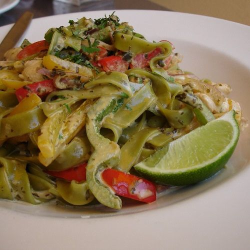 Recipe For Tequila Lime Chicken From California Pizza Kitchen