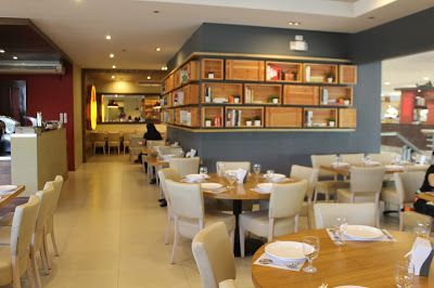 Kuya J Restaurant - Interior