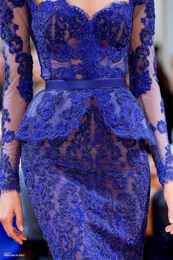 Zuhair Murad F/W 2013 Couture