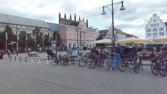 Radtour Rostock 020816