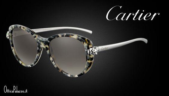 OCCHIALI DA SOLE PANTHÈRE WILD DE CARTIER #sunglasses #cartier #eyewear #summer #ss2014 #occhiali #cartierlove #luxury #love