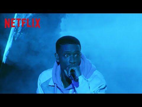 Troyman Brings The Energy With Streetlight Rhythm Flow Netflix Youtube Music Competition Netflix Rhythms