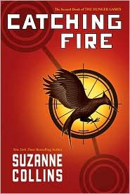Second in the Hunger Games series - addicting!!!