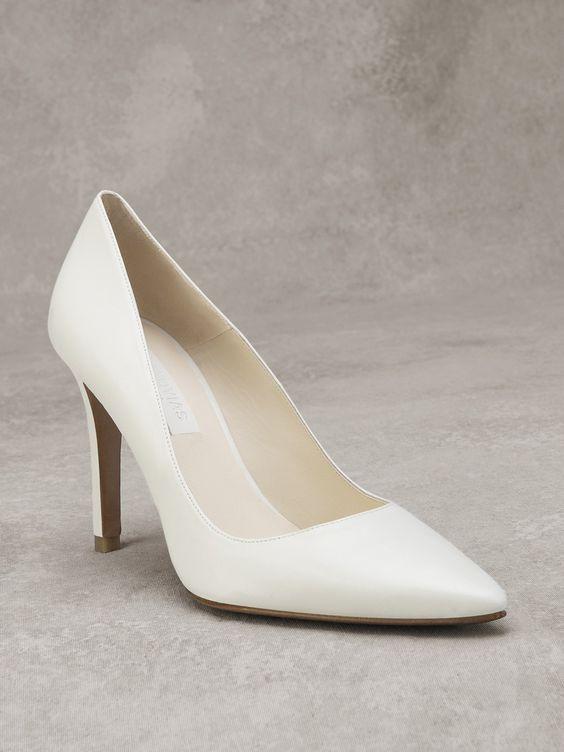 Zapatos de colección 2016 Pronovias.