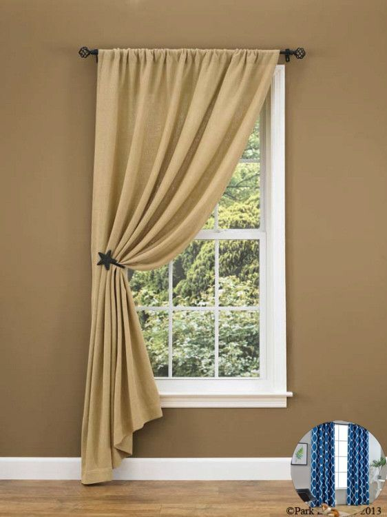 10+ Best Orange And Gray Curtains For Living Room
