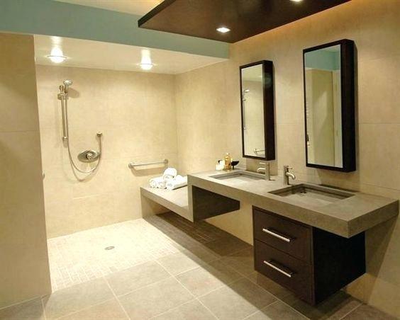 Handicap Accessible Bathroom Design Accessible Bathroom Designs