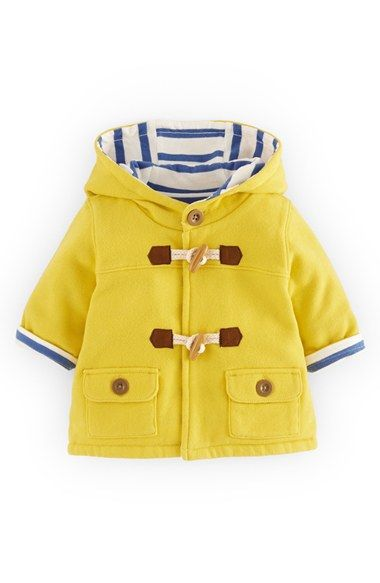 Mini boden jackets and jersey on pinterest for Boden yellow coat