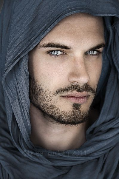 beautiful eyes, beautiful man.