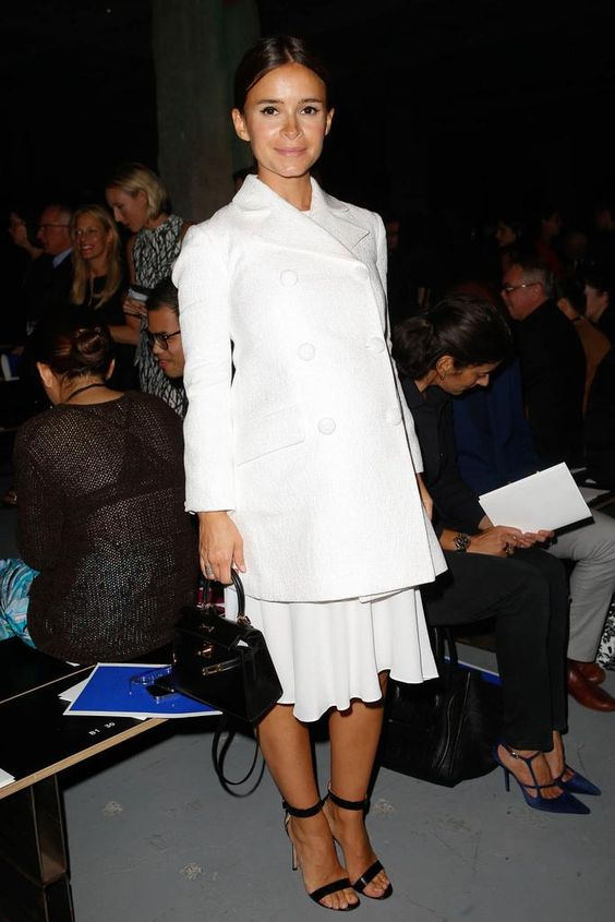 Proenza Schouler Spring 2015 Ready-to-Wear - Front-row - Gallery - Look 1 - Style.com