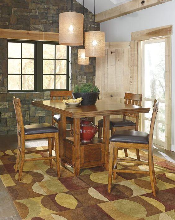 27+ Haddigan counter height dining set Tips