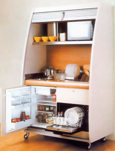 Что такое «мини-кухня»