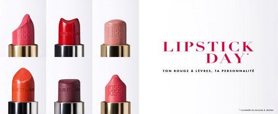 Lipstick Day de Guerlain