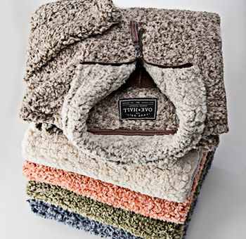 Fuzzy Amp Comfy The Key Component To Keeping Warm During