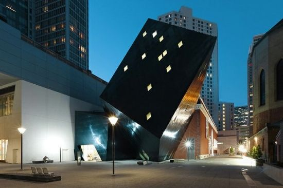 Contemporary Jewish Museum.