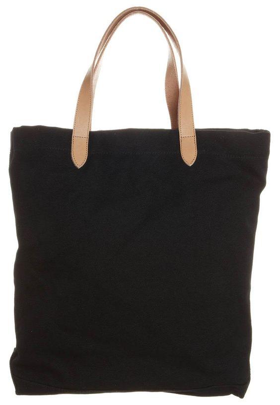 Zalando Collection - Shopping Bag - black