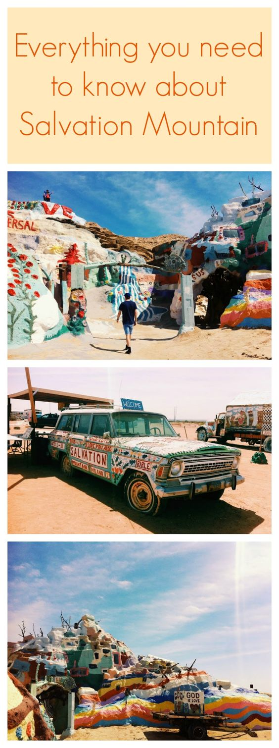 Photos Of Slab City California