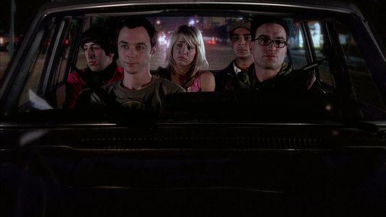 The Big Bang Theory se centra en la vida de cinco personajes que residen en…