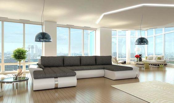 Fado lux u sofa   lækker u sofa med fantastisk siddekomfort ...