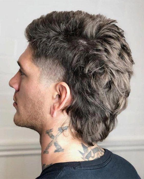 Mullet Haircut 60 Ways To Get A Modern Mullet Men S Hairstyle Tips Mullet Haircut Mullet Hairstyle Long Hair Styles Men
