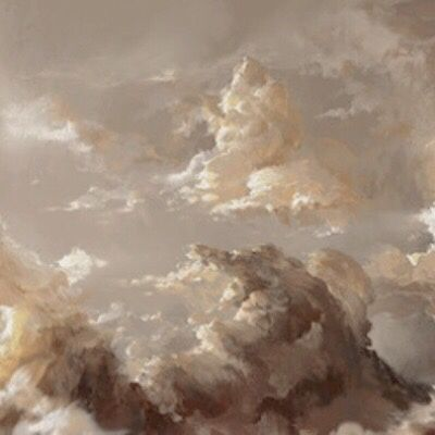 Her head was filled with clouds. Beautiful and able to bring the most vicious storms, but hollow when touched.