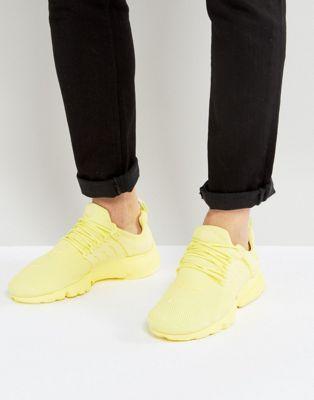 nike presto jaune femme