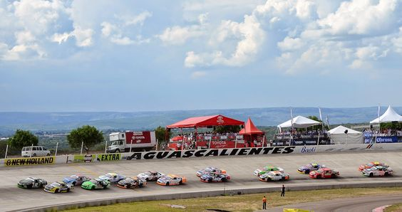 Aguascalientes, siguiente ronda del desafío 2014 de la Copa Nascar ~ Ags Sports