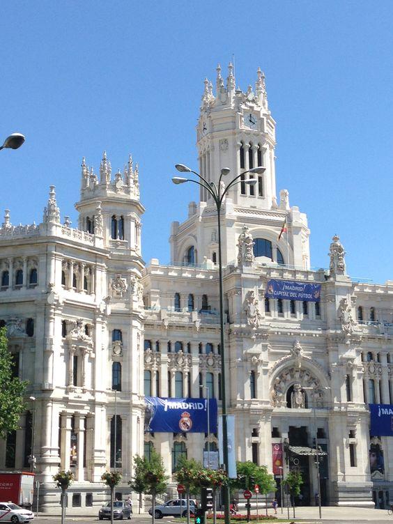 Madrid, capital de futbol!