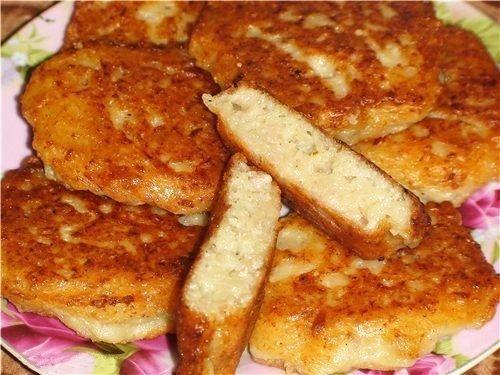 рецепт ленивые пирожки беляши
