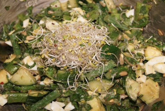 WW Get Your Greens Salad
