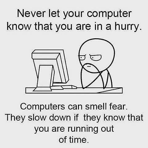Tech Cartoons Computer Humor Computer Jokes Tech Humor