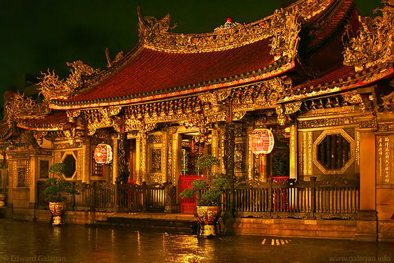 Longshan Temple - Taipei, Taipei