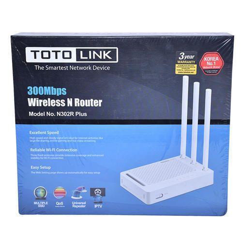 شرح اعدادات راوتر Toto Link Wireless N Router Router Networking