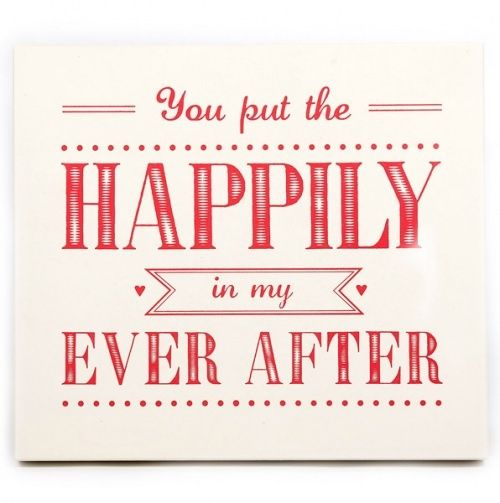 you put the happily in my ever after quotes love