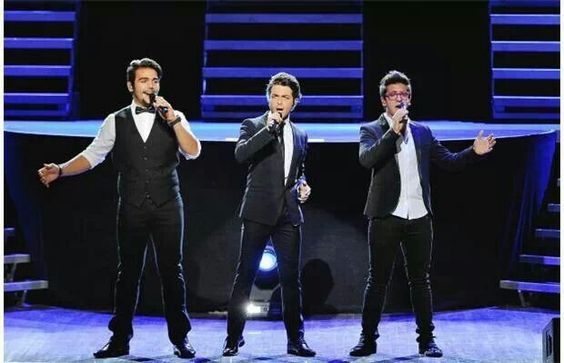 Our beautiful & talented boys in Vancouver, BC ⭐⭐IL VOLO⭐⭐.
