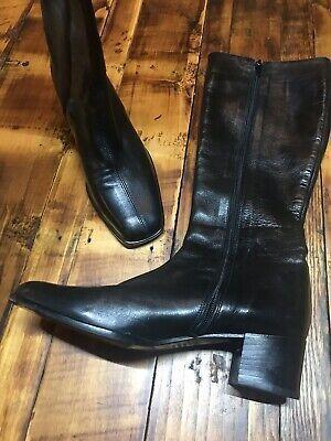 Classiques Entier Womens Leather Black