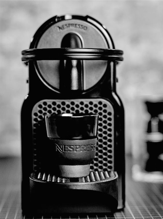 Touch Of Modern Espresso Maker ~ Nespresso touch collection experience modern elegance
