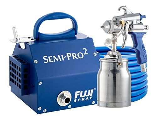 Top 10 Best Hvlp Paint Sprayers In 2019 Buying Guide Fiveid Com Hvlp Paint Sprayer Fuji Hvlp Sprayer