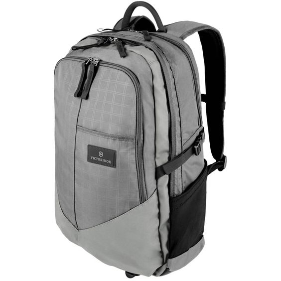 Deluxe Laptop Backpack (En negro, rojo, gris y azul)