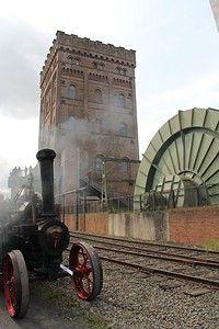 Steampunk meets Dampfmaschine – AutorenBlog von Birgit Ebbert
